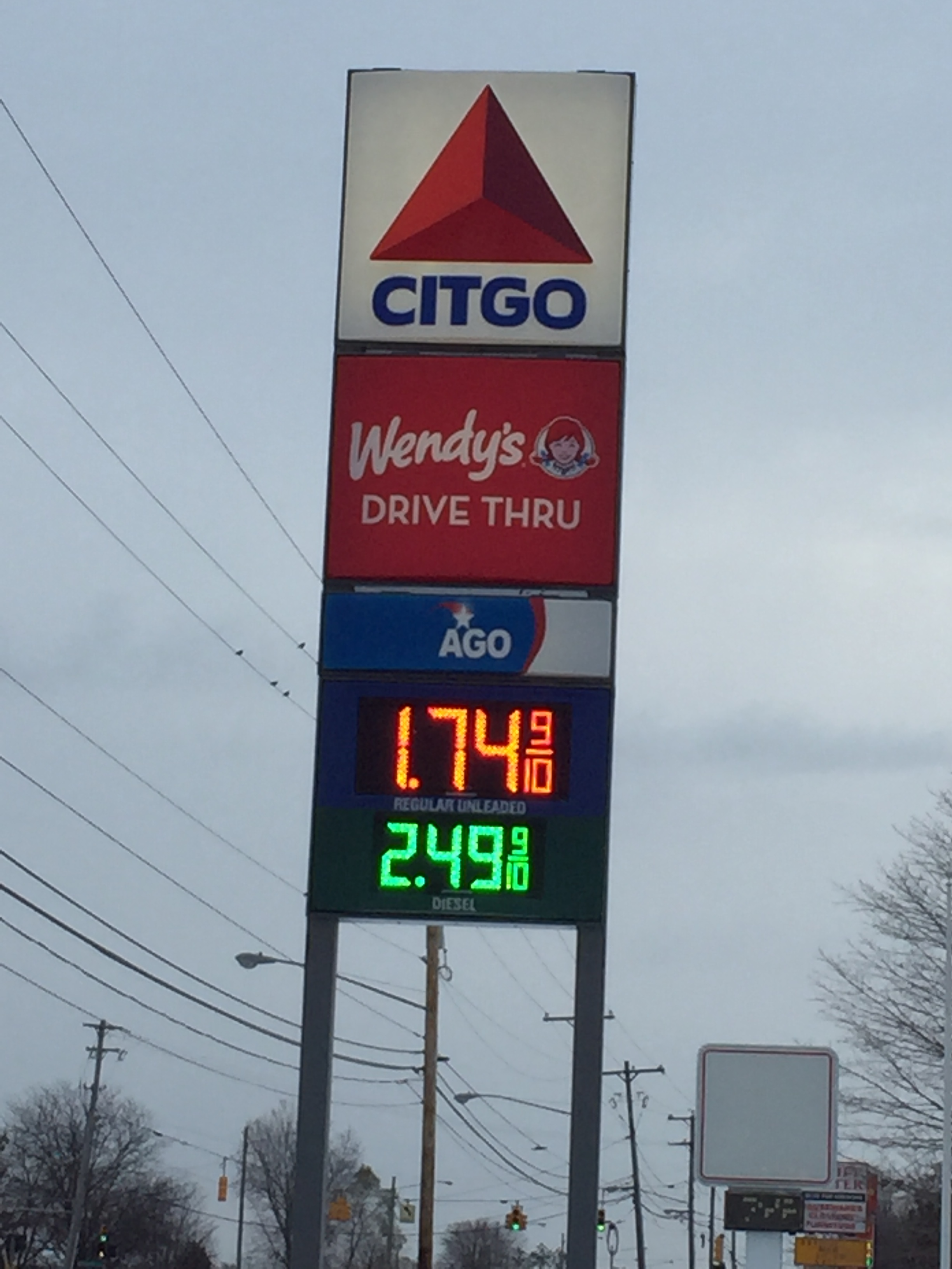 Grand Rapids Gas Prices >> Will Declining Oil Gas Prices Ease Pressure On Mortgage